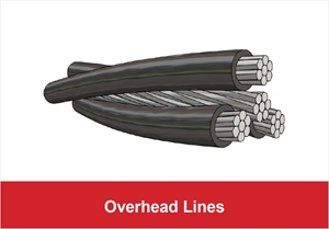 Picture for category Overhead Lines