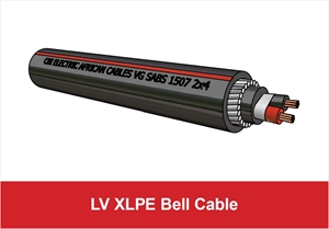 Picture for category LV XLPE Bell Cable