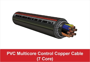 Picture for category PVC Control Copper (7 Core)