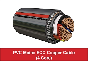 Picture for category Mains ECC Copper (4 Core)