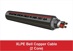 Picture for category XLPE Bell Copper (2 Core)