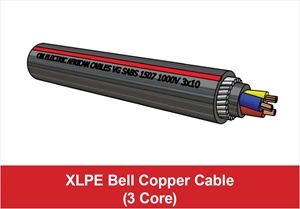 Picture for category XLPE Bell Copper (3 Core)