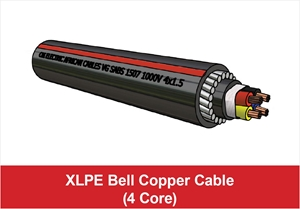 Picture for category XLPE Bell Copper (4 Core)
