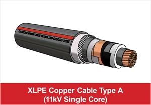 Picture for category 11kV Single Core Type A