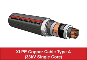 Picture for category 33kV Single Core Type A