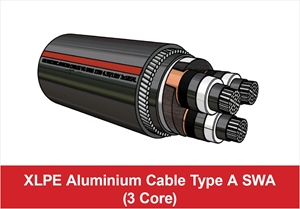 Picture for category XLPE Aluminium Type A SWA