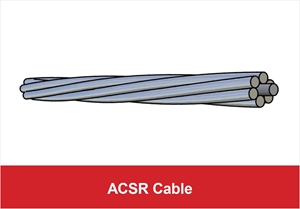 Picture for category ACSR Cable