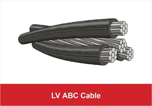 Picture for category LV ABC Cable