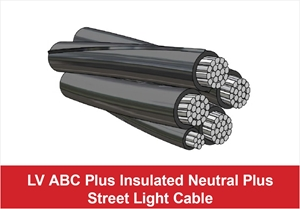 Picture for category LV ABC Plus Insulated Neutral Plus Street Light