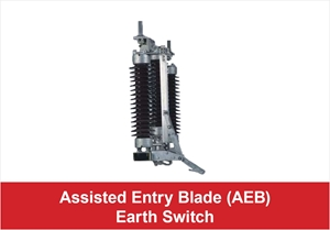 Picture for category Assisted Entry Blade (AEB) Earth Switch