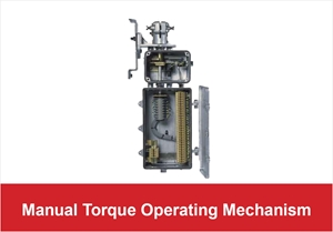 Picture for category Manual Torque Operating Mechanism