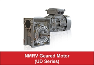 Picture for category NMRV Geared Motor UD Series