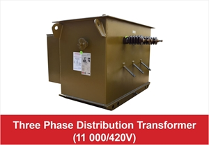 Picture for category Three Phase (11 000V/420V)