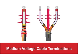 Picture for category Medium Voltage Cable Terminations