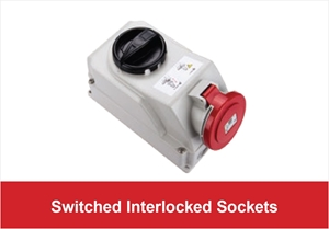 Picture for category Switched Interlocked Sockets