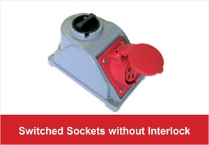 Picture for category Switched Sockets without Interlock