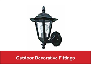 Picture for category Outdoor Decorative Fittings