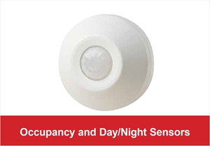 Picture for category Occupancy and Day/Night Sensors