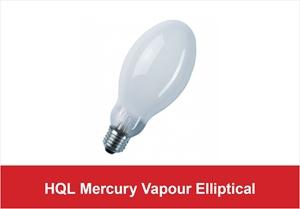 Picture for category HQL Mercury Vapour Elliptical