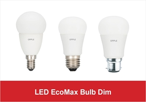 Picture for category LED EcoMax Bulb Dim