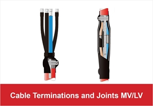 Picture for category Cable Terminations and Joints MV/LV