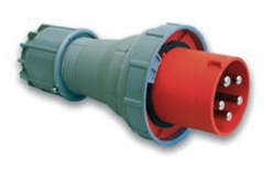 Picture of Power Twist Plug IP66/67 (125A)