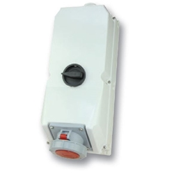 Picture of Mechanical Interlock Socket IP67 (125A)