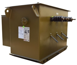 Picture of Three Phase Distribution Transformer (800kVA)