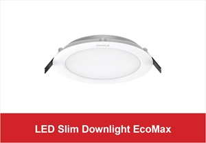 Picture for category LED Slim Downlight Ecomax